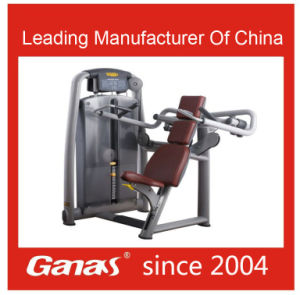 Shoulder Press Machine Gym Equipment Body Building Equipment Gym Machine
