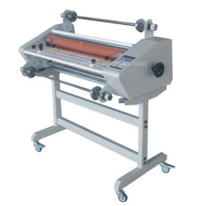 FM-480 A2 Size Hot and Cold Roll Laminator pictures & photos