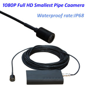 1080P 7-24V HD Digital Smallest Waterproof Pipe Inspection Camera with DVR (5MP photograph 64GB Storage) pictures & photos