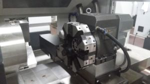 Auto Bar Feeder CNC Lathe (JD40A/CK6140) pictures & photos