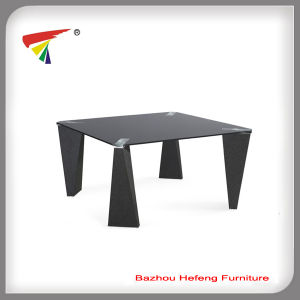 Simple Style High Glossy Glass Coffee Table (CT110) pictures & photos