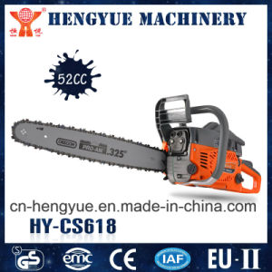 52cc Chain Saw with CE Certification pictures & photos