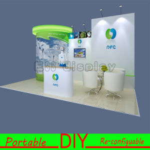 Free Tool Portable Versatile&Reusable Display Outdoor Exhibition Booth pictures & photos