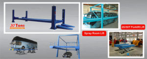 30tauto Truck Scissor Lift (SHL-Y-J-30T) pictures & photos