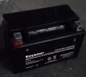Ytz10s Mf Motorcycle Batteries/Motorcycle Part 12V8ah pictures & photos