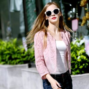 Fashion Elegant Women Summer Coat