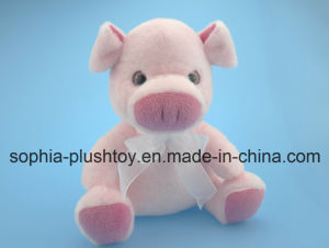 Soft Stuffed Plush Pig Toy pictures & photos