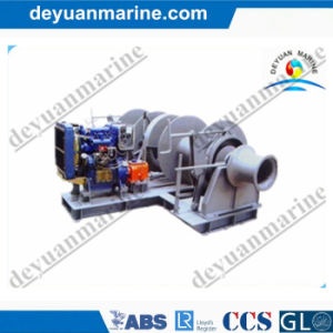 Electric Anchor Windlass for Ship Use Dy170115 pictures & photos