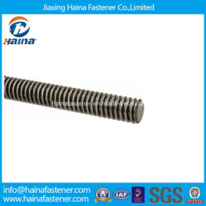 Grade 4.8 Low Carbon Steel Threaded Rod pictures & photos
