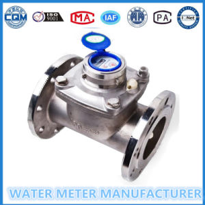 Wet Dial Stainless Steel Water Meter Dn100mm pictures & photos