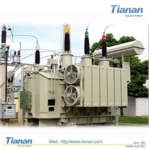 Power Transmission/Distribution Transformer Step Down Oil Immersed Type/Electronic Transformer pictures & photos