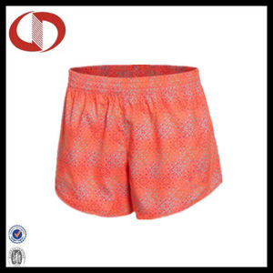 100% Polyester Colorful Sports Running Shorts for Ladies pictures & photos