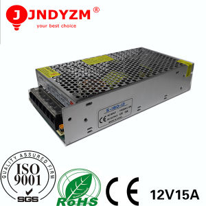 Universal Single Output 12V 15A180W LED Switching Power Supply