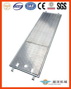 Aluminum Scaffold Platform with Trap Door pictures & photos