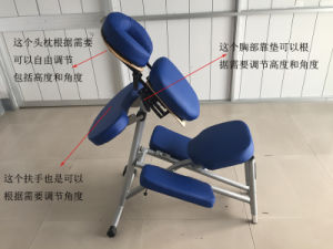 Portable Aluminium Massage Chair Amc-001 pictures & photos