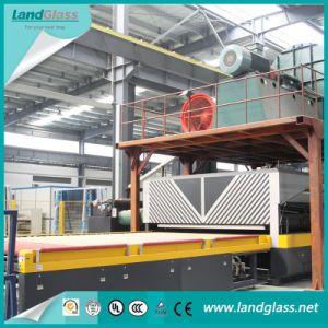 Landglass Jet Convection Flat Tempered Glass Machine pictures & photos