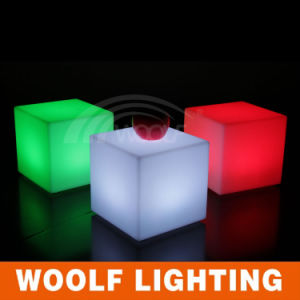Waterproof LED Cube Seat Chair Lighting pictures & photos