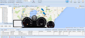 Fleet Management Web Based GPS Tracking Software, GPS Server Tracking Software for Vehicle Tracking pictures & photos