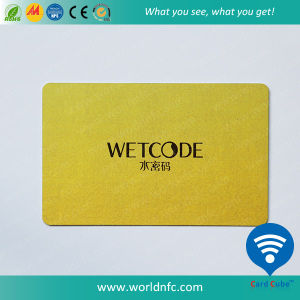 PVC Contactless 4kbyte RFID IC Card S70 Plastic Smart Card pictures & photos