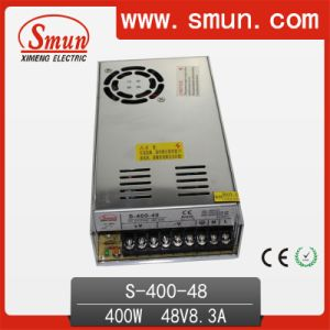 400W 48V Switching Power Supply Unit PSU with Cooling Fan pictures & photos