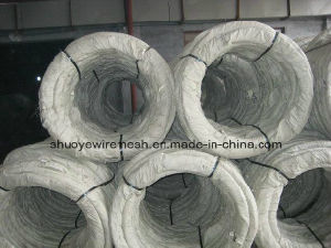 980mm Roll Diameter Galvanized Razor Barbed Wire Mesh for Fence pictures & photos