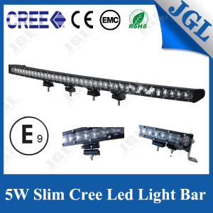 Curved 50′′ Slim 250W CREE LED Light Bar with Two-Type Brackets