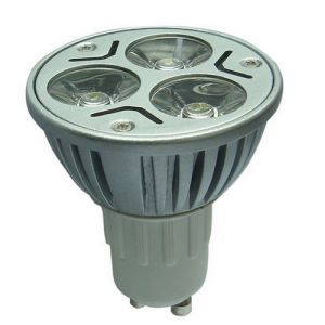 3W (3*1W) GU10 LED Spotlighting pictures & photos