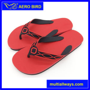 Summer Beach Fashion Classic PE Slipper for Men pictures & photos
