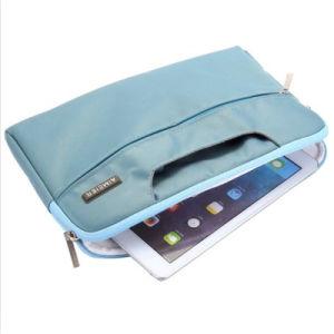Waterproof Canvas Material Laptop Bag for MacBook Laptop (LC-CS123) pictures & photos