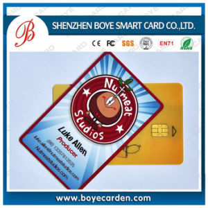 Most Popular Contact IC Card with Chip Sle4442 Sle4428 pictures & photos