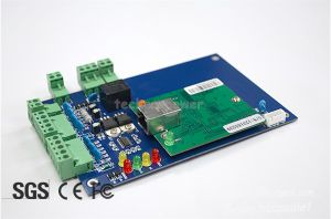 TCP/IP Web Single Door Access Controller Board for 1 Door pictures & photos