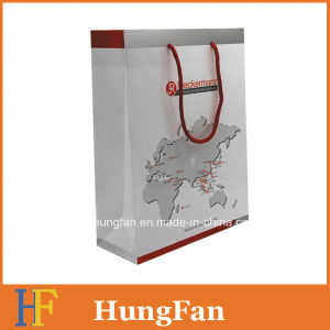 Company Customized Promotional Paper Shopping Bag pictures & photos