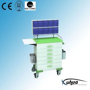 High Quality Hospital Medical Anaesthetic Trolley/ Cart (N-24) pictures & photos