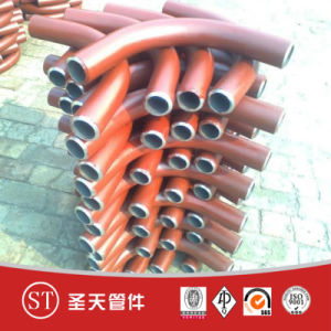 Stainless Steel Pipe Fitting Bend pictures & photos