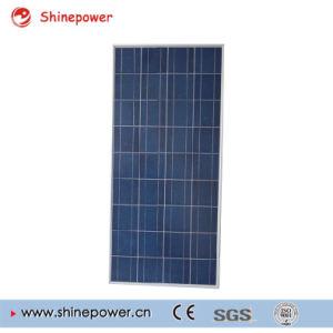 130W High Efficiency Monocrystalline Solar Panel pictures & photos