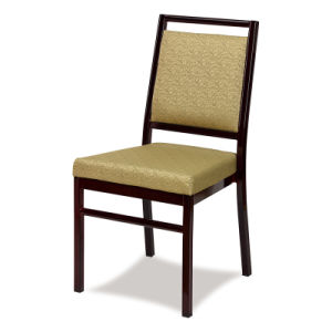 Elegant Hotel Aluminum Dining Chair pictures & photos