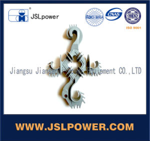 High Hardness 15kv HDPE Pin Insulator Cable Spacer pictures & photos