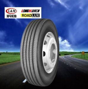 Chinese High Quality Long March Roadlux Radial Truck Tire pictures & photos