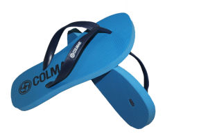 Rubber Sole with Rubber Strap Flip Flops pictures & photos