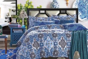 Printing Modern Duvet Cover /King Size Bedroom Sets/Quilted Quilt pictures & photos