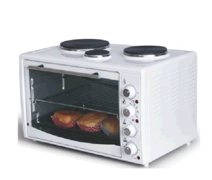 42L Greece Toaster Oven with 3 Hotplates CE A13 Approval pictures & photos