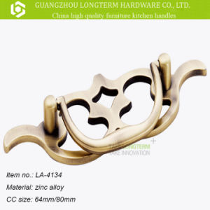 Decorative Classical Ring Pull Handle for Furniture Hardware pictures & photos