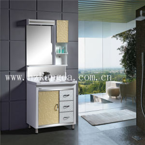 PVC Bathroom Cabinet/PVC Bathroom Vanity (KD-8010) pictures & photos