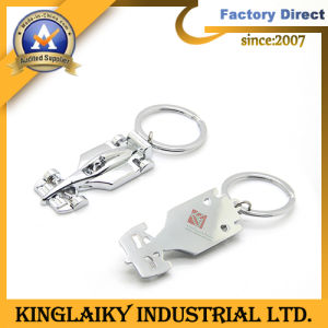 Zinc Alloy Car Key Chain/Promotional Gadget (KKH-0017) pictures & photos