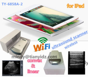 iPad Ultrasound Scanner, iPhone Ultrasound Scanner by WiFi Connection pictures & photos