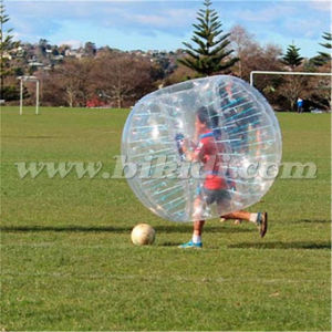 Crazy Clear Inflatable Bumper Ball for Kids D5021 pictures & photos