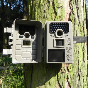 12MP HD 1080P Black IR Hunting Camera Game Camera IP66 Super Long Detection Range up to 75FT pictures & photos