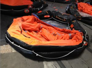 Solas Marine Open Reversible Inflatable Life Raft pictures & photos