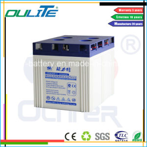 Lead Acid Battery 2V2000ah for Solar&UPS with 3years Warranty pictures & photos