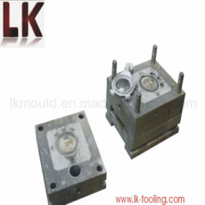LED Lamp Plastic Housing Injection Moulding